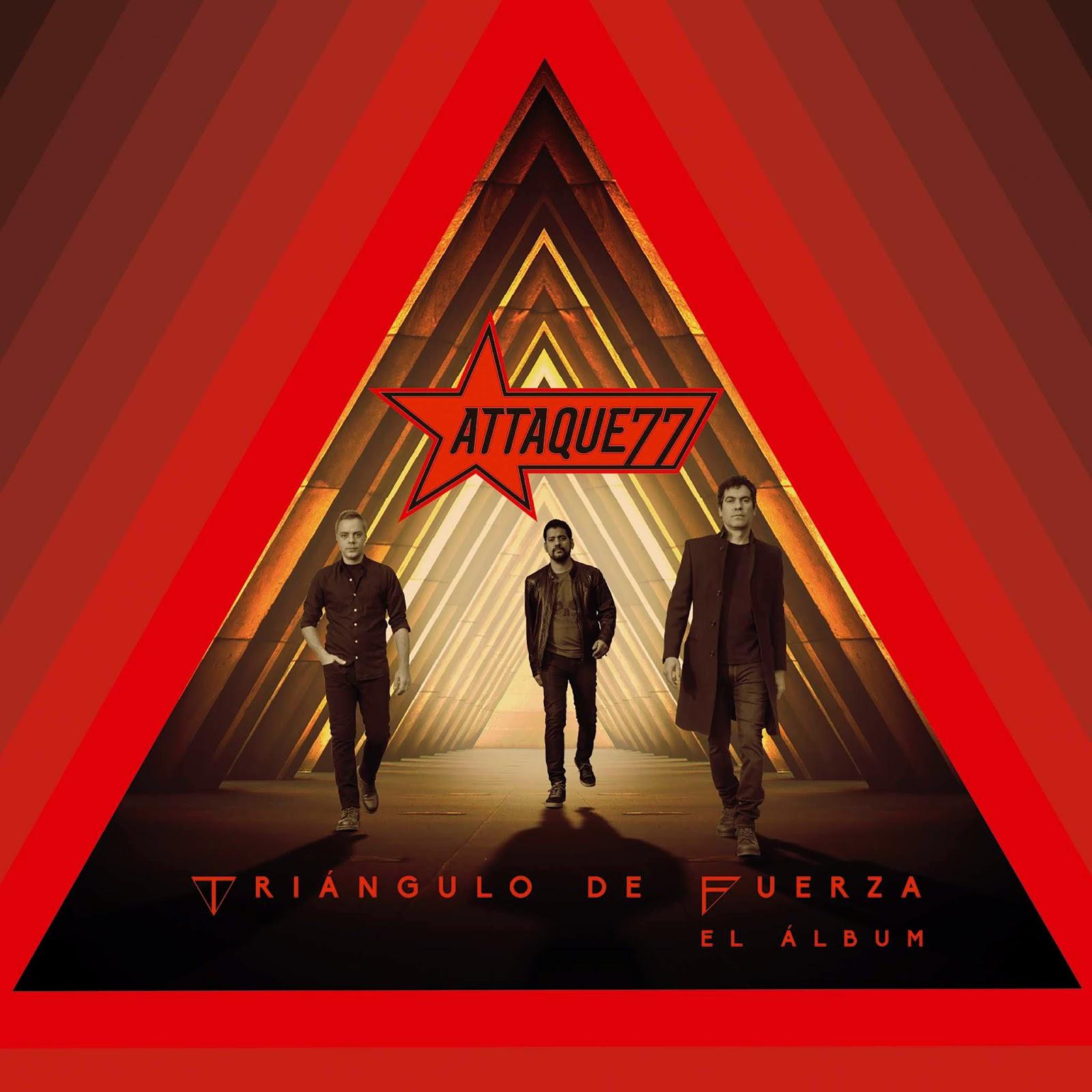 ATTAQUE 77 triangulo TAPA
